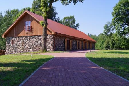 Museums and Places of interest - Jaundomes muiža ◦ environmental education center, Novomisļi, Dagdas novads, Latvija